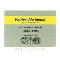 Papier D'arménie Traditionnel Feuille Triple à BU