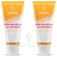 Weleda Duo Pâte Dentifrice Au Calendula 150ml à BU