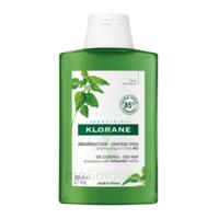 Klorane Ortie Shampooing Séboréducteur Cheveux Gras 200ml à BU