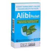 Pierre Fabre Oral Care Alibi Pocket 12 Pastilles à BU