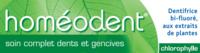 Boiron Homéodent Soin Complet Dents Et Gencives Pâte Dentifrice Chlorophylle T/75ml à BU