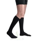 Sigvaris Active Confort FraÎcheur Chaussettes  Homme Classe 2 Noir Small Normal à BU