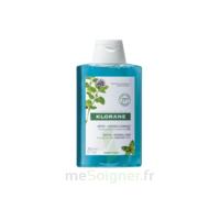 Klorane Menthe Aquatique Bio Shampooing Détox Fraicheur 200ml à BU