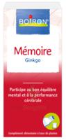 Boiron Mémoire Ginkgo Extraits De Plantes Fl/60ml à BU