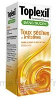 Toplexil 0,33 Mg/ml Sans Sucre Solution Buvable 150ml à BU