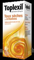 TOPLEXIL 0,33 mg/ml, sirop 150ml à BU