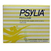 Psylia, Poudre Effervescente Pour Suspension Buvable En Sachet à BU