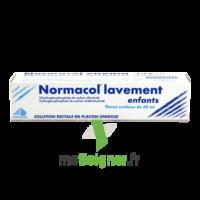 Normacol Lavement Enfants, Solution Rectale, Récipient Unidose à BU