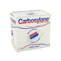 CARBOSYLANE Gél 2Plq/12+12 à BU