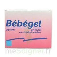 BEBEGEL, gel rectal en récipient unidose à BU