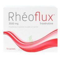 Rheoflux 3500 Mg, Poudre Pour Solution Buvable En Sachet à BU
