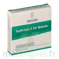 Euphrasia 3dh Weleda, Collyre En Solution En Récipient Unidose à BU