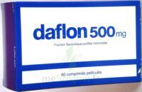 Daflon 500 Mg, Comprimé Plq/60 à BU