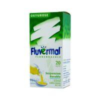 Fluvermal 2 % Susp Buv Fl/30ml à BU