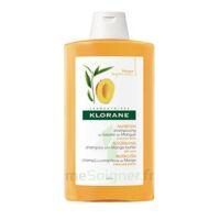 Klorane Beurre De Mangue Shampooing Cheveux Secs 400ml à BU