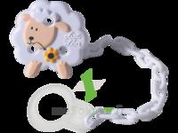 Clip Chaînette «mouton»  à BU