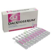 Dacryoserum Solution Pour Lavage Ophtalmique En Récipient Unidose 20unidoses/5ml à BU