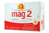 MAG 2 122 mg S buv en ampoule sans sucre édulcoré à la saccharine sodique 30Amp/10ml à BU