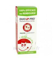 Duo LP-Pro Lotion radicale poux et lentes 150ml à BU