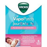 VICKS VAPOPATCH ENFANTS à BU