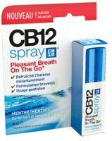 CB 12 Spray haleine fraîche 15ml à BU
