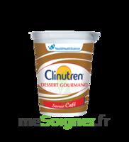 Clinutren Dessert Gourmand Nutriment Café 4cups/200g à BU