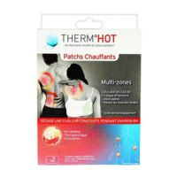 Therm-hot - Patch Chauffant Multi- Zones à BU