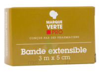 Marque Verte Bande Extensible 5cm X 4m Sous Cello à BU