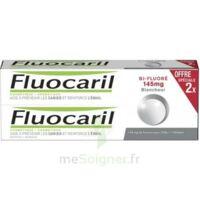 Fluocaril Bi-fluoré 145 Mg Pâte Dentifrice Blancheur 2*75ml à BU