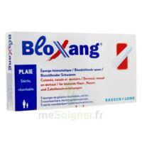 BLOXANG Eponge de gélatine stérile hémostatique B/5 à BU