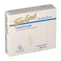 Fero-grad Vitamine C 500, Comprimé Enrobé à BU