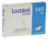 LACTEOL 340 mg, poudre pour suspension buvable en sachet-dose à BU
