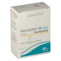 Mycoster 10 Mg/g Shampooing Fl/60ml à BU