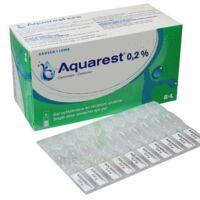 Aquarest 0,2 %, Gel Opthalmique En Récipient Unidose à BU