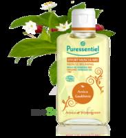 Puressentiel Articulations & Muscles Huile De Massage Bio** Effort Musculaire - Arnica - Gaulthérie - 100 Ml à BU