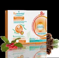 Puressentiel Articulations & Muscles Patchs Chauffants Articulations & Muscles Aux 14 Huiles Essentielles Bas Du Dos - 2 Patchs à BU
