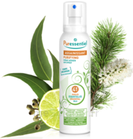PURESSENTIEL ASSAINISSANT Spray aérien 41 huiles essentielles 500ml à BU