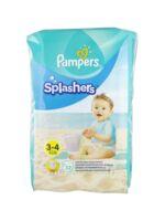 Pampers Splashers taille 3-4 (6-11kg) maillot de bain jetables à BU