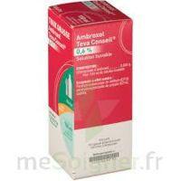AMBROXOL TEVA CONSEIL 0,6 %, solution buvable à BU