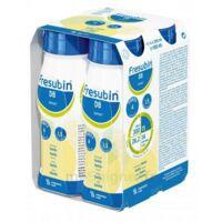 Fresubin Db Drink Nutriment Cappuccino 4bouteilles/200ml à BU
