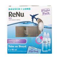 Renu Special Flight Pack, Pack à BU