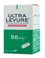 ULTRA-LEVURE 50 mg Gélules Fl/50 à BU
