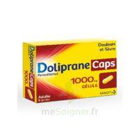 DOLIPRANECAPS 1000 mg Gélules Plq/8 à BU