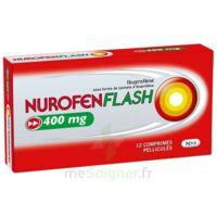 Nurofenflash 400 Mg Comprimés Pelliculés Plq/12 à BU