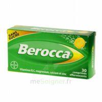 Berocca Comprimés effervescents sans sucre T/30 à BU
