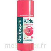 Dermophil Indien Kids Protection Lèvres 4g - Bubble Gum à BU