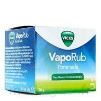 VICKS VAPORUB, pommade 50g à BU