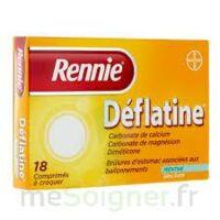 Rennie Deflatine Sans Sucre, Comprimé à Croquer édulcoré Au Sorbitol à BU