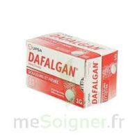 Dafalgan 1000 Mg Comprimés Effervescents B/8 à BU