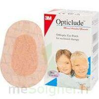 Opticlude Pansement orthoptique chair mini 5x6cm B/20 à BU
